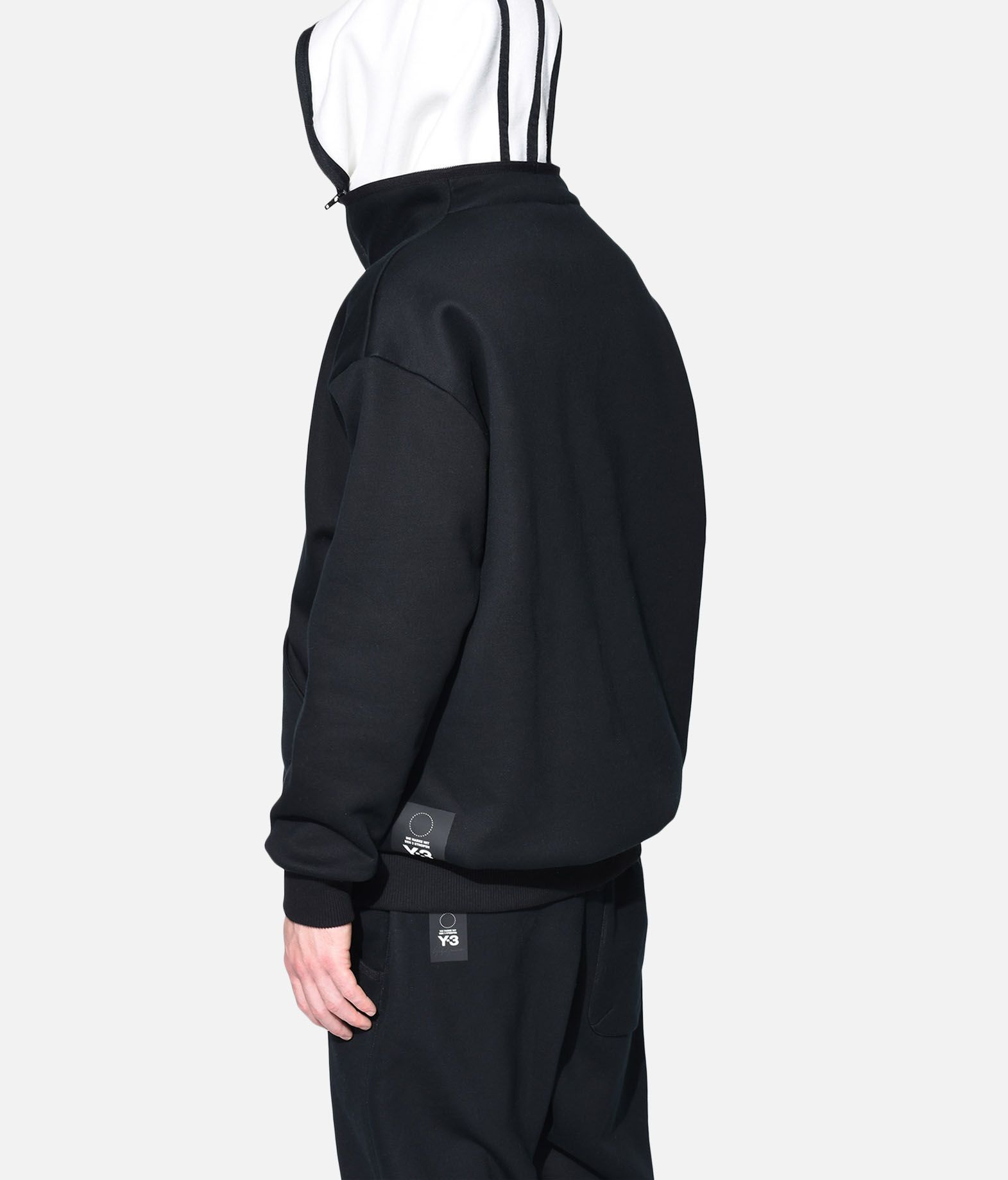 Y-3 Y-3 Binding Hoodie Hooded sweatshirt Man e