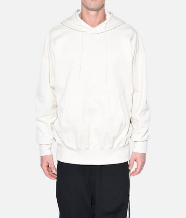 Y-3 Hooded sweatshirt Man Y-3 Stacked Logo Hoodie r