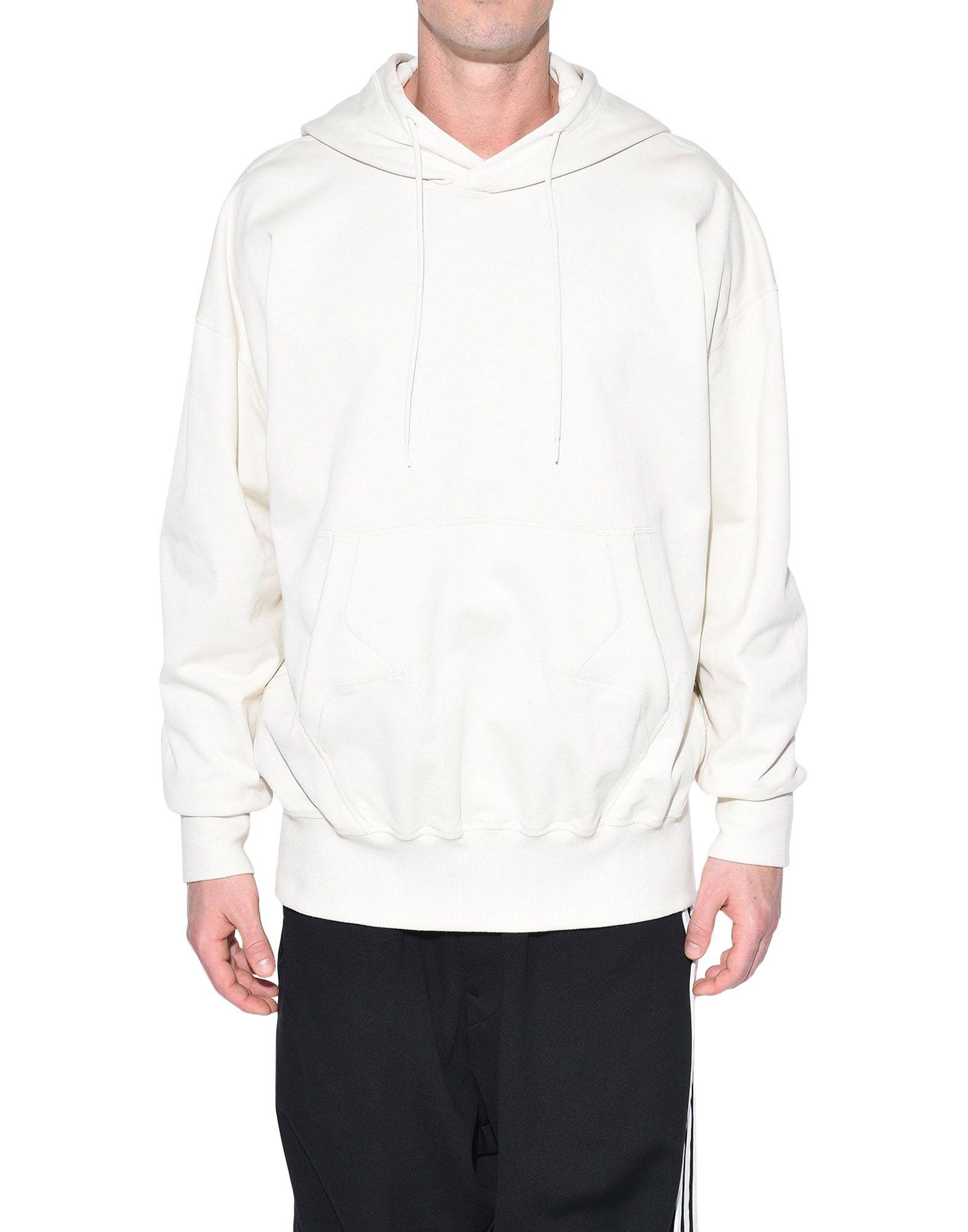 Y-3 Y-3 Stacked Logo Hoodie Hooded sweatshirt Man r