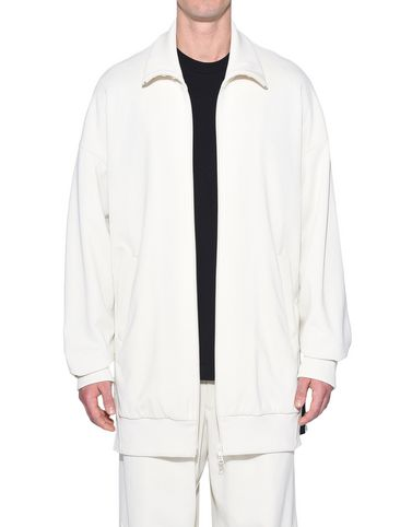 Y-3 Track top Man Y-3 3-Stripes Matte Snap Track Jacket r