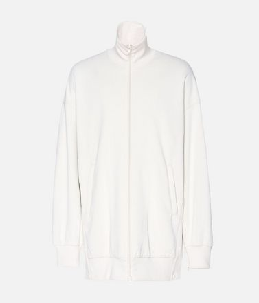 Y-3 3-Stripes Matte Snap Track Jacket