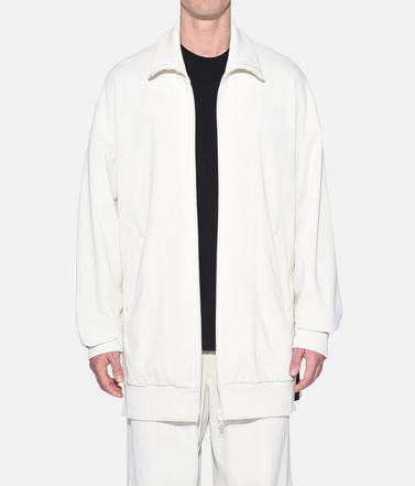 Y-3 Track top Herren Y-3 3-Stripes Matte Snap Track Jacket r