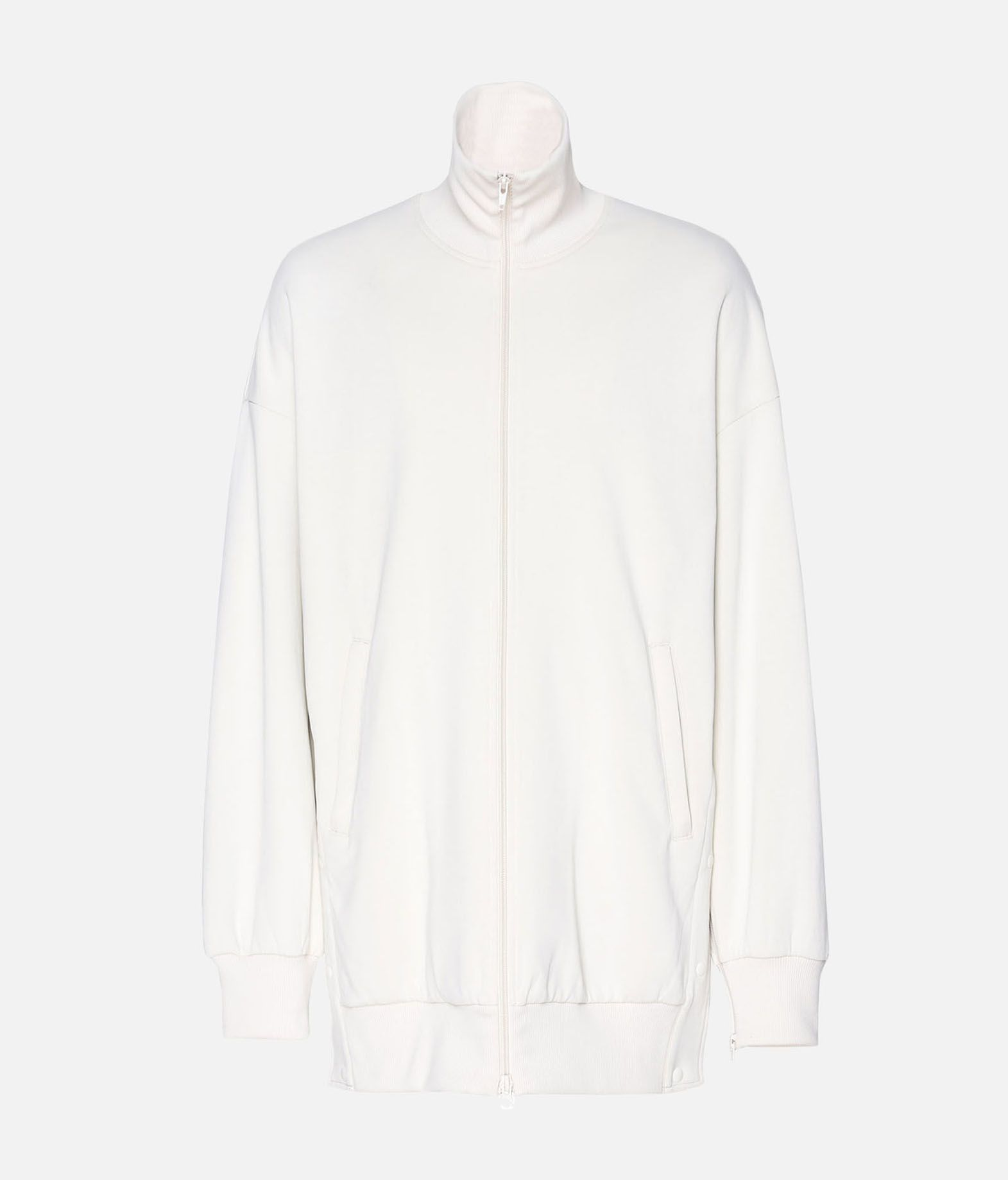 Y-3 Y-3 3-Stripes Matte Snap Track Jacket Track top Man f