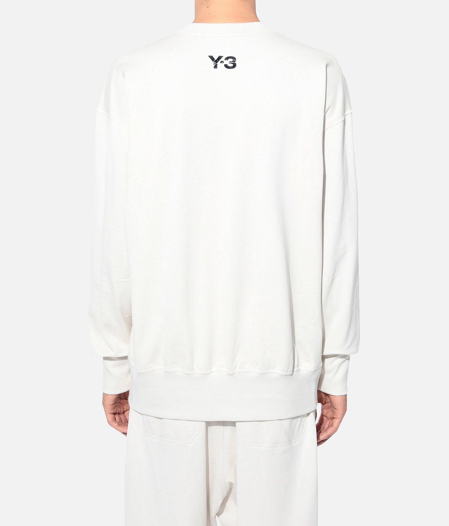 Y-3 Y-3 Signature Sweater Sweatshirt Man d