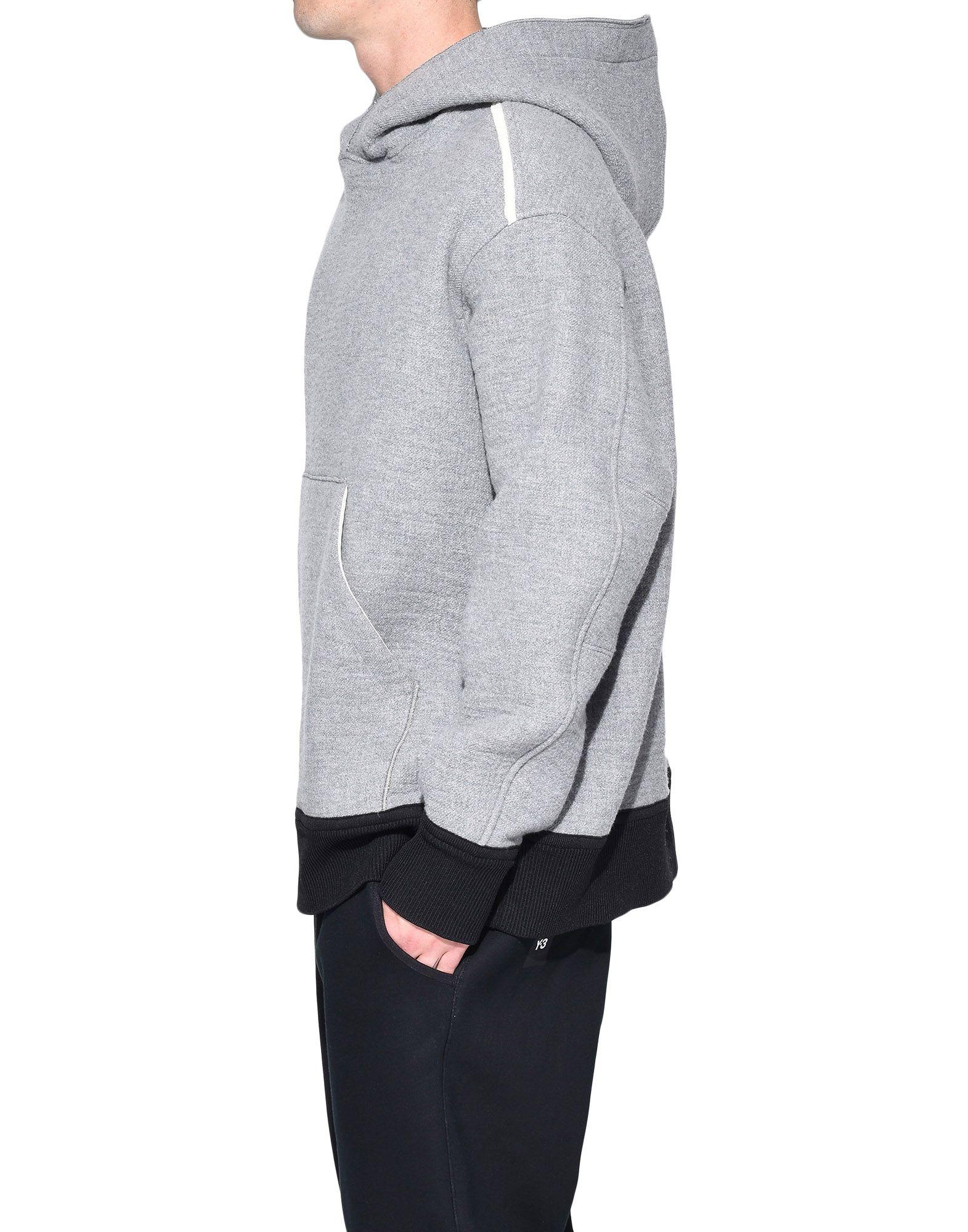 Y-3 Y-3 Spacer Wool Hoodie Hooded sweatshirt Man e