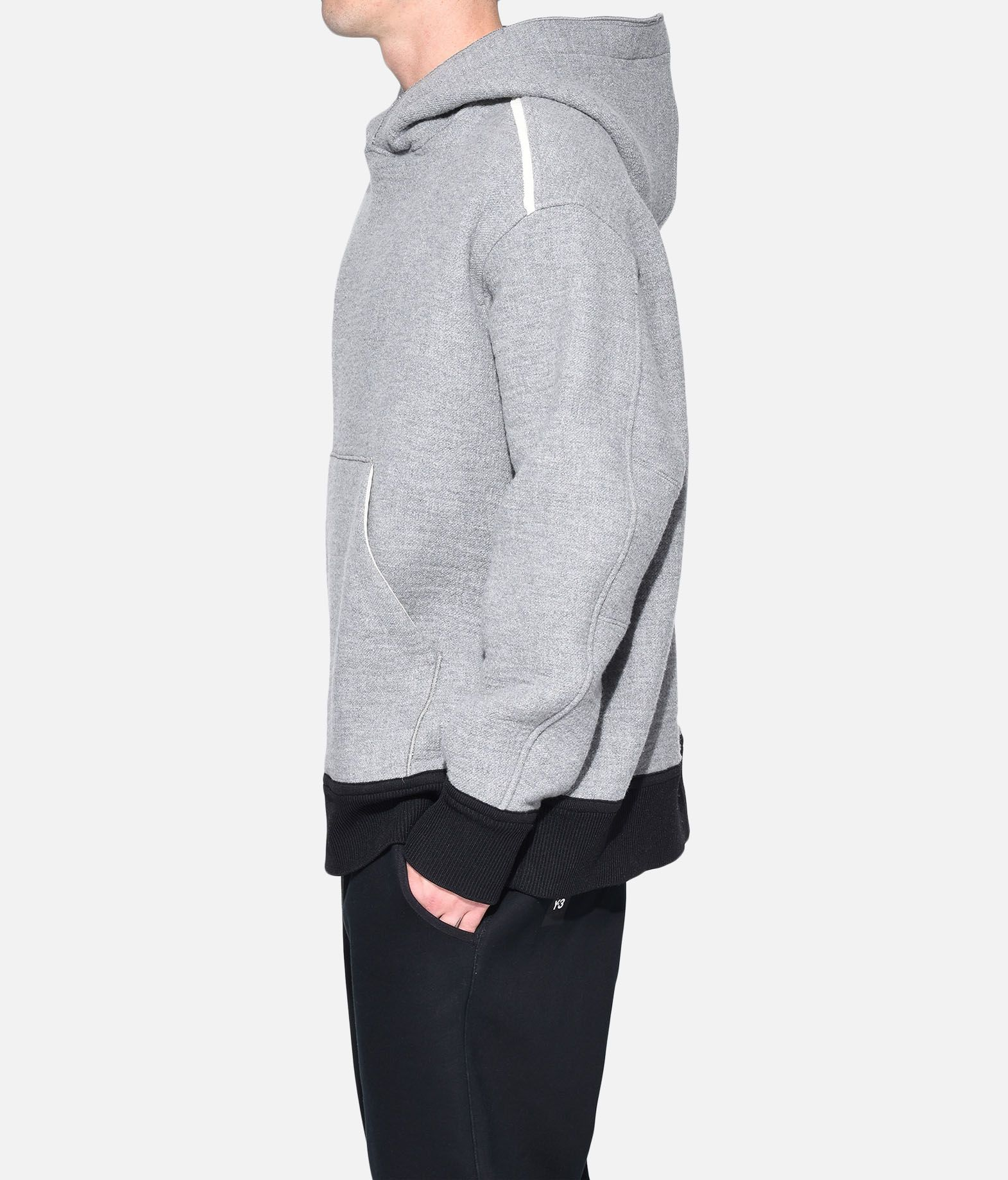 Y-3 Y-3 Spacer Wool Hoodie Hooded sweatshirt Man e