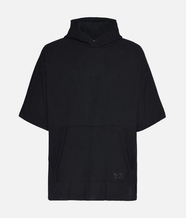 Y-3 Tech Wool Hoodie