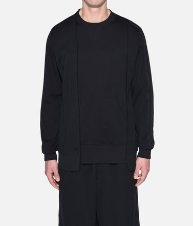 Y-3 Sweatshirt Man Y-3 Patchwork Sweater r