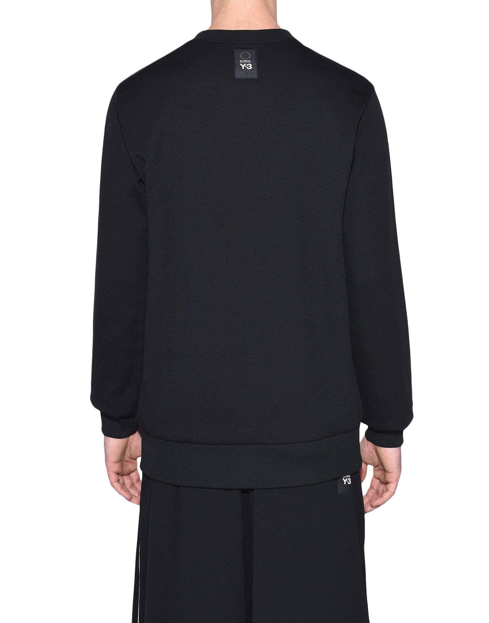 Y-3 Y-3 Patchwork Sweater Sweatshirt Man d