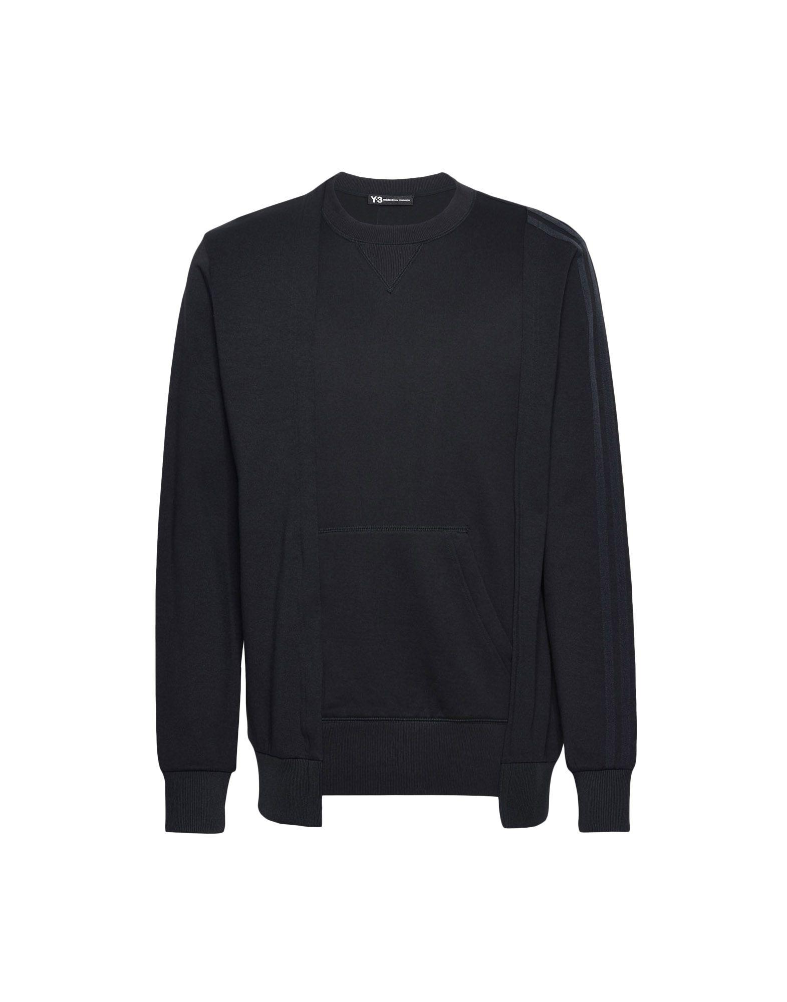 Y-3 Y-3 Patchwork Sweater Sweatshirt Man f