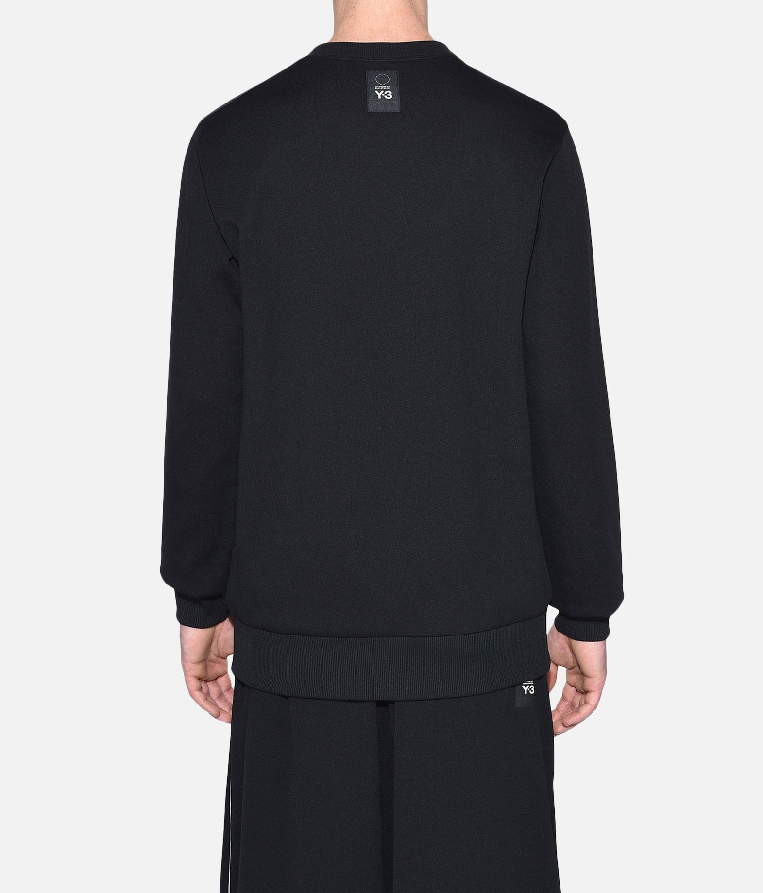 Y-3 Y-3 Patchwork Sweater Sweatshirt Man d