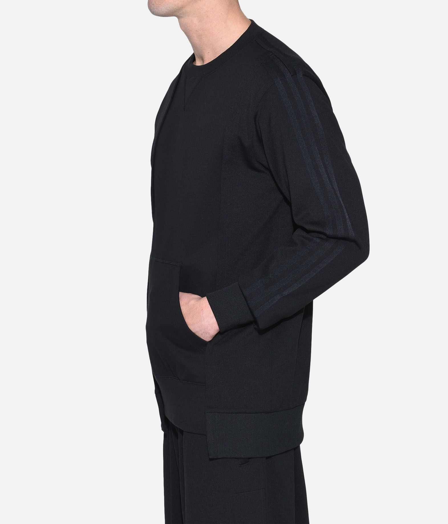 Y-3 Y-3 Patchwork Sweater Sweatshirt Man e