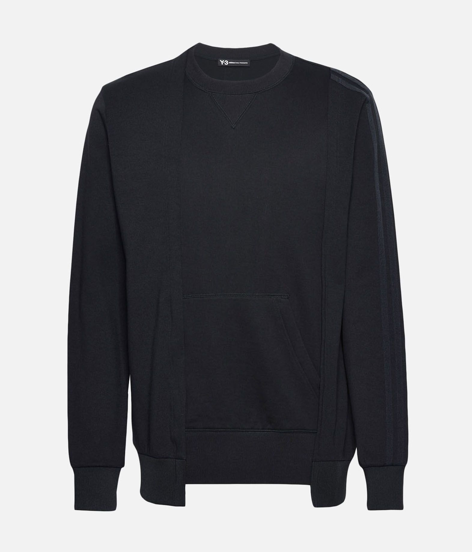 Y-3 Y-3 Patchwork Sweater Felpa Uomo f