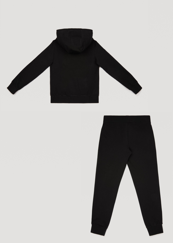 All Black Armani Tracksuit