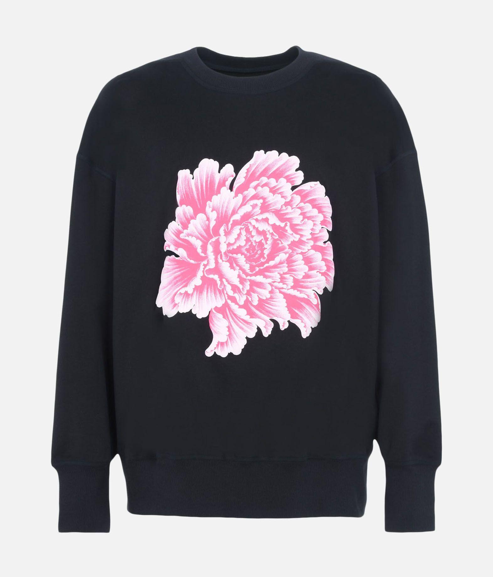 Y 3 CREW SWEAT Sweatshirts Black   Adidas Y-3 Official ... 03d6955a523d