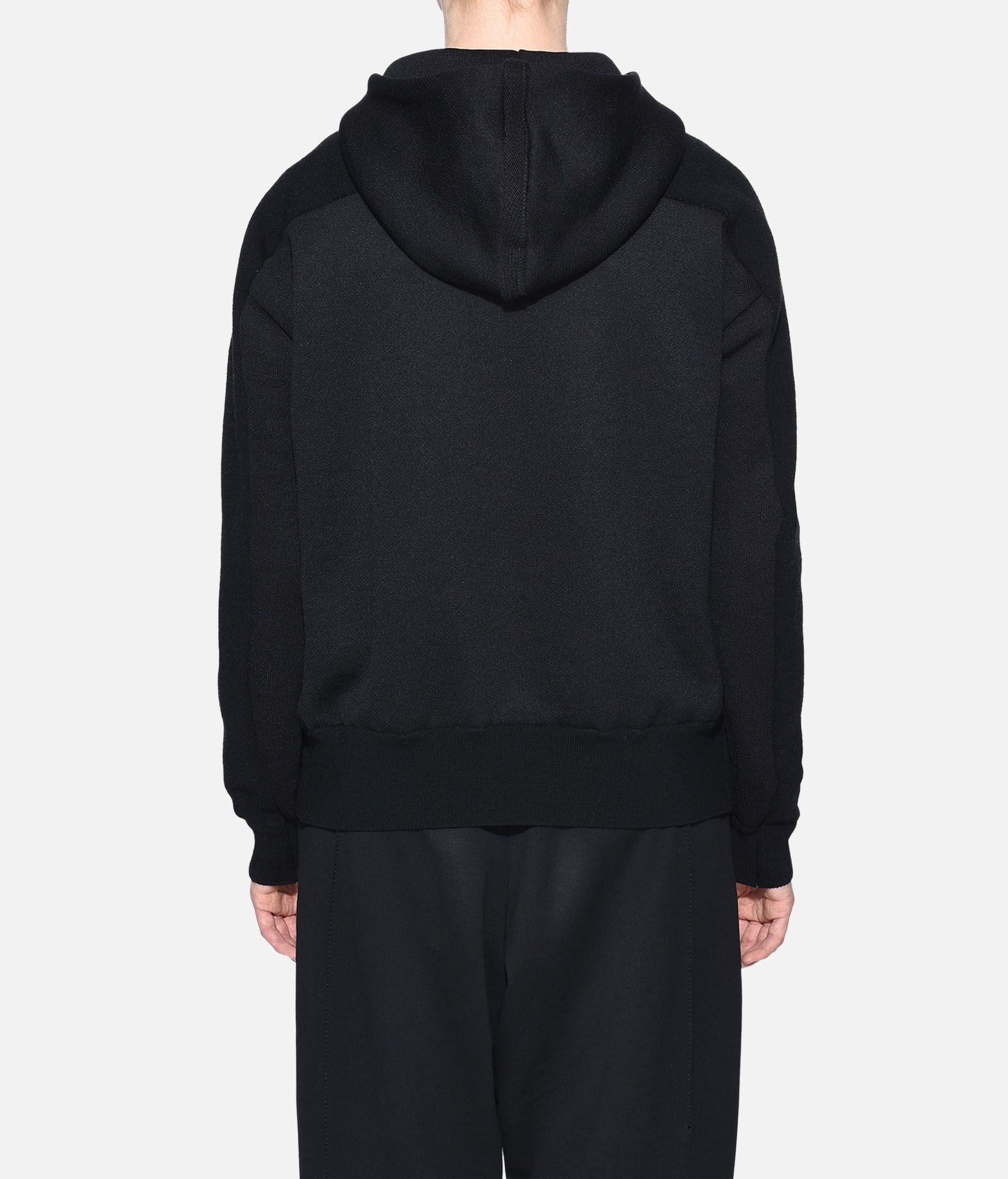 Y-3 Y-3 Knitted Stacked Logo Hoodie Hooded sweatshirt Woman d