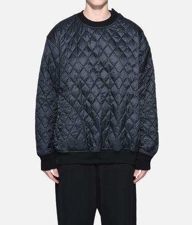 Y-3 Felpa Donna Y-3 Quilted Sweater r