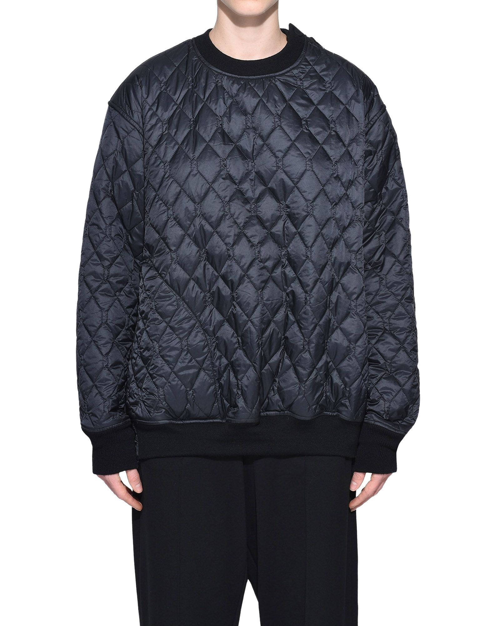 Y-3 Y-3 Quilted Sweater Sweatshirt Woman r