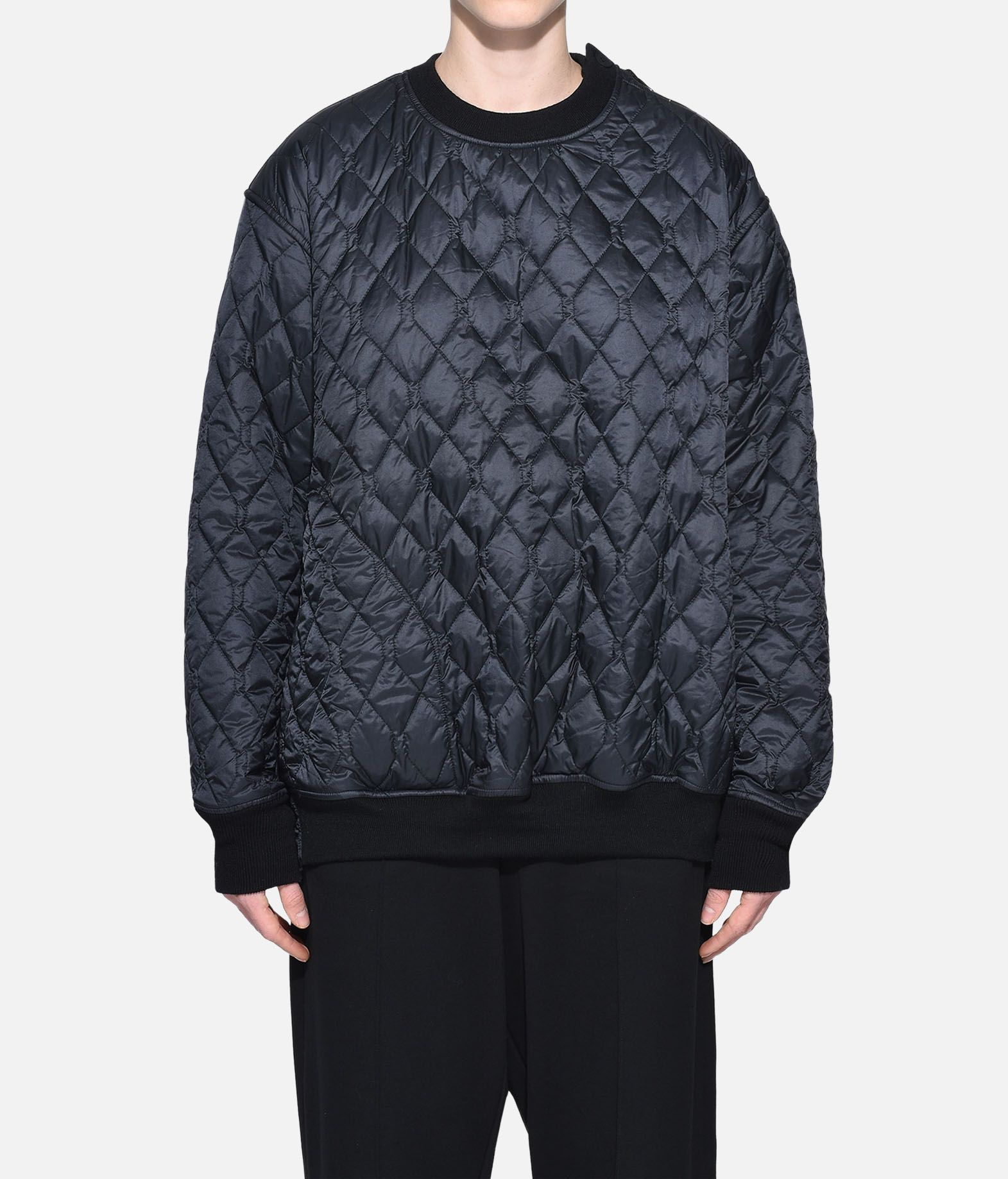 Y-3 Y-3 Quilted Sweater Sweatshirt Damen r