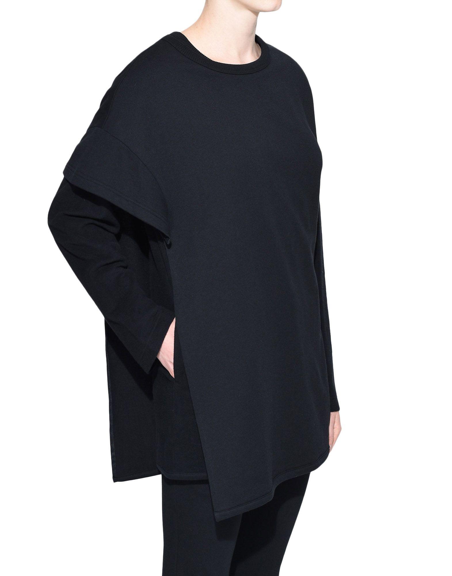Y-3 Y-3 Two-Layer Fleece Sweater Sweatshirt Woman e