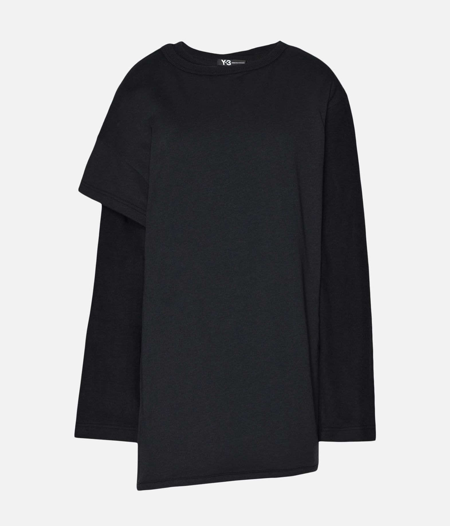 Y-3 Y-3 Two-Layer Fleece Sweater Sweatshirt Woman f