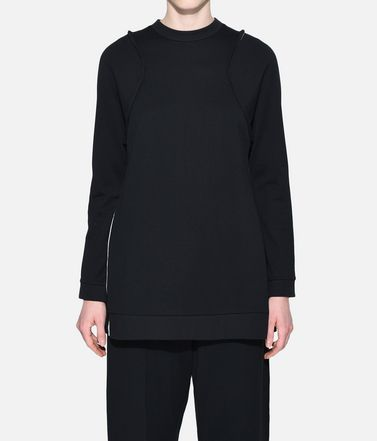 Y-3 Sweatshirt Woman Y-3 Sashiko Sweater r