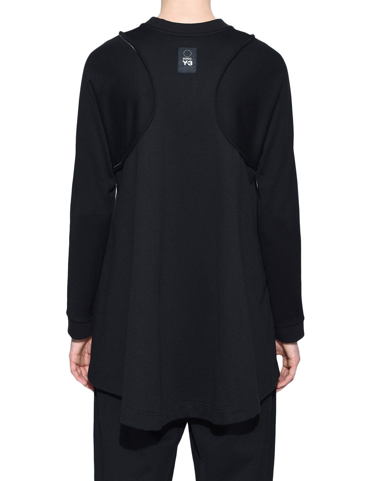 Y-3 Y-3 Sashiko Sweater Sweatshirt Woman d