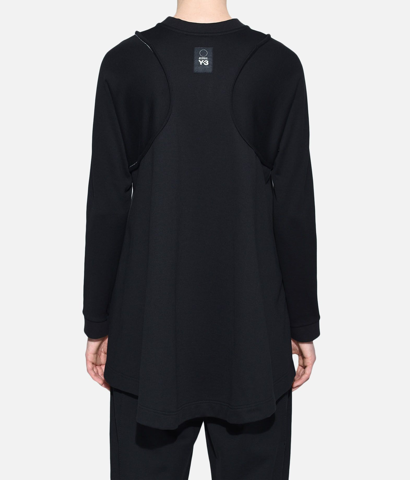 Y-3 Y-3 Sashiko Sweater Sweatshirt Woman d