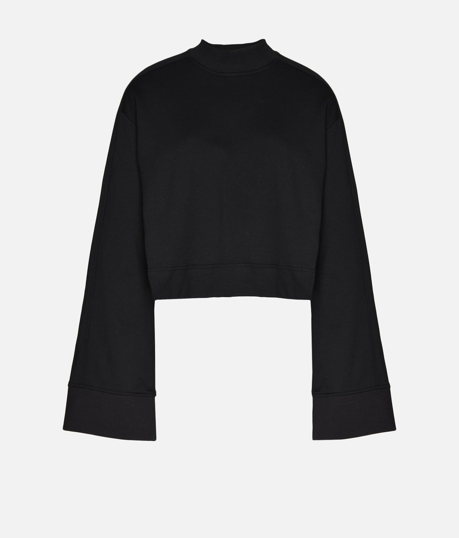 Y-3 Y-3 Stacked Logo Sweater Felpa Donna f