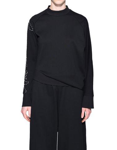 Y-3 Sweatshirt Woman Y-3 Sashiko Slogan Sweater r