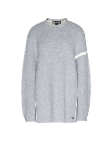 Y-3 Oversize Spacer Wool Sweater