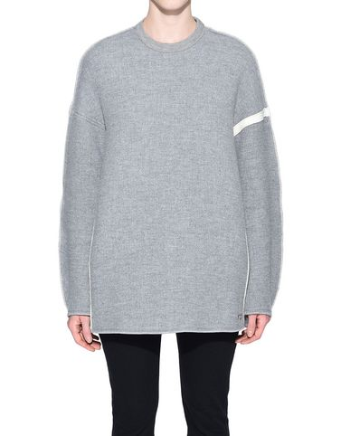 Y-3 スウェット レディース Y-3 Oversize Spacer Wool Sweater r