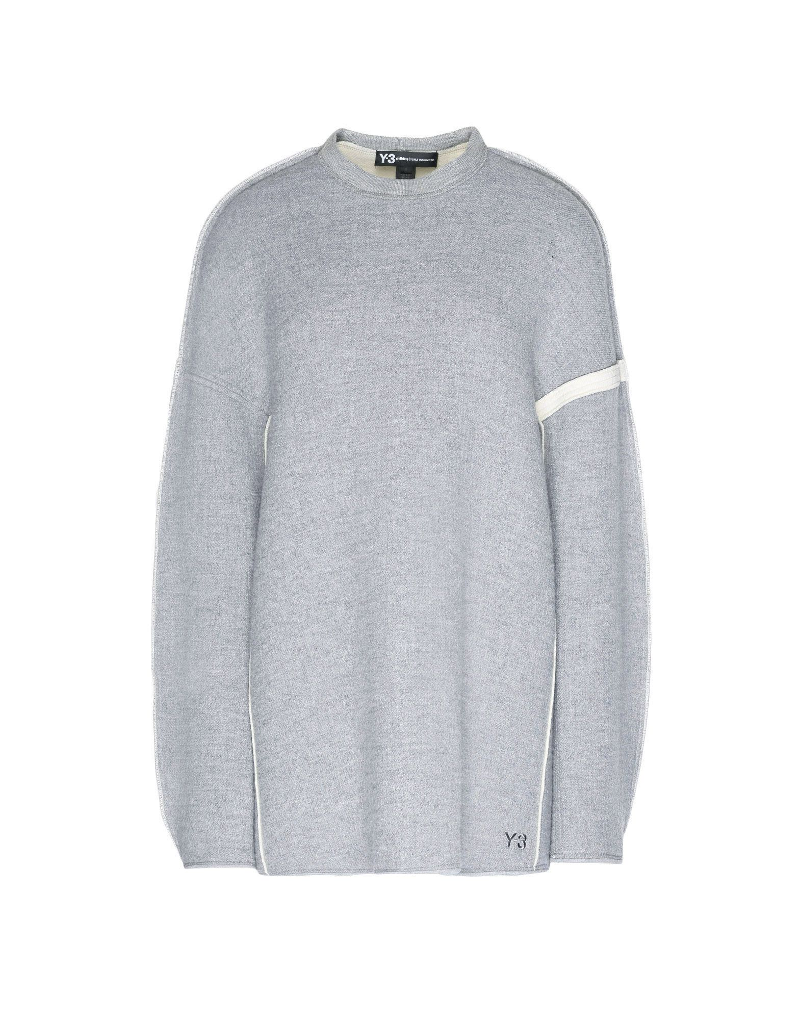 Y-3 Y-3 Oversize Spacer Wool Sweater スウェット レディース f