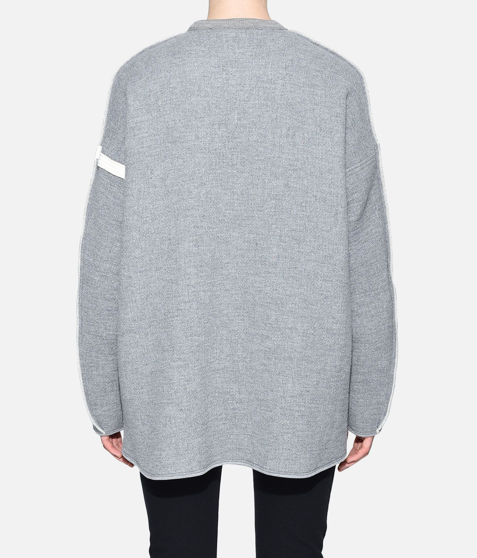 Y-3 Y-3 Oversize Spacer Wool Sweater Sweatshirt Woman d