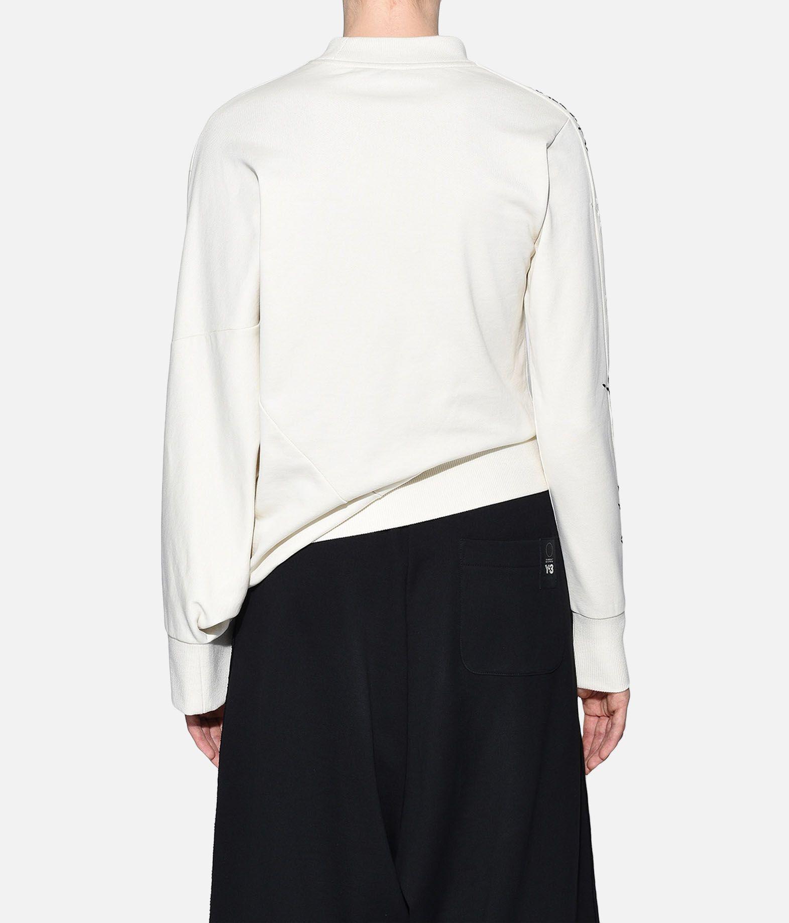 Y-3 Y-3 Sashiko Slogan Sweater Felpa Donna d