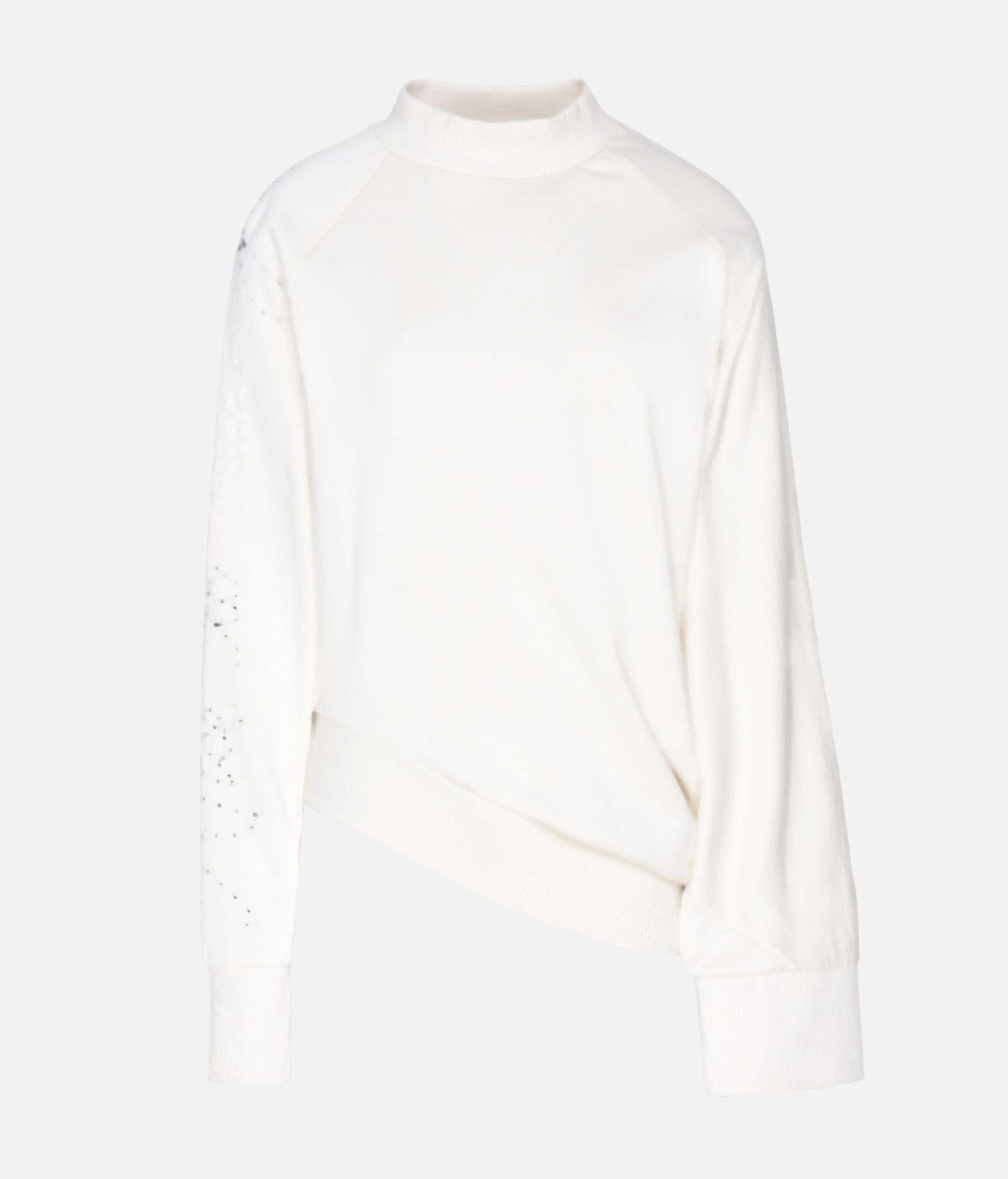 Y-3 Y-3 Sashiko Slogan Sweater Sweatshirt Damen f