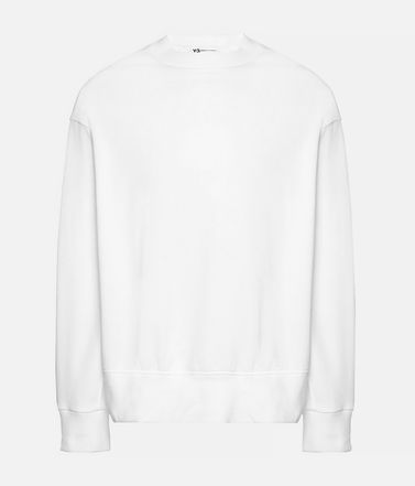 Y-3 Signature Graphic Sweatshirt
