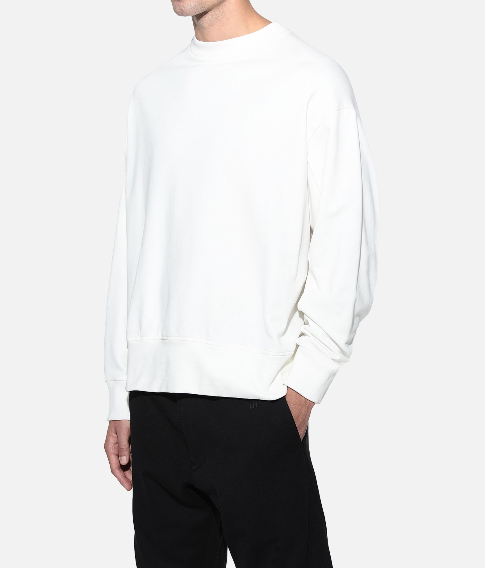 Y-3 Y-3 Signature Graphic Sweatshirt Felpa Uomo e