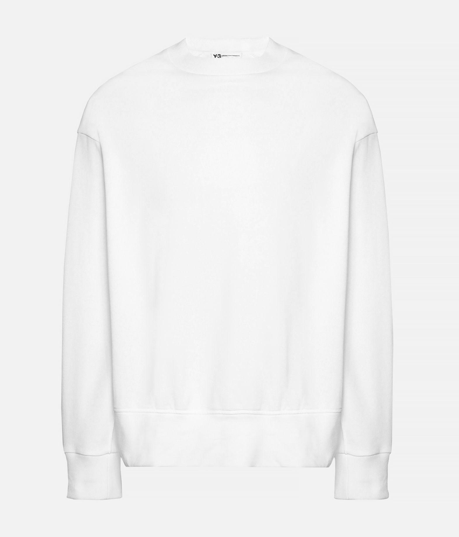 Y-3 Y-3 Signature Graphic Sweatshirt Felpa Uomo f