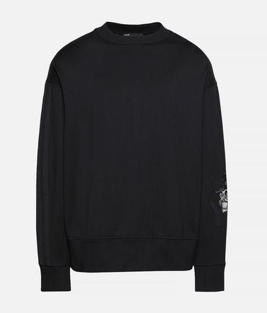 Y-3 Yohji Skull Sweater