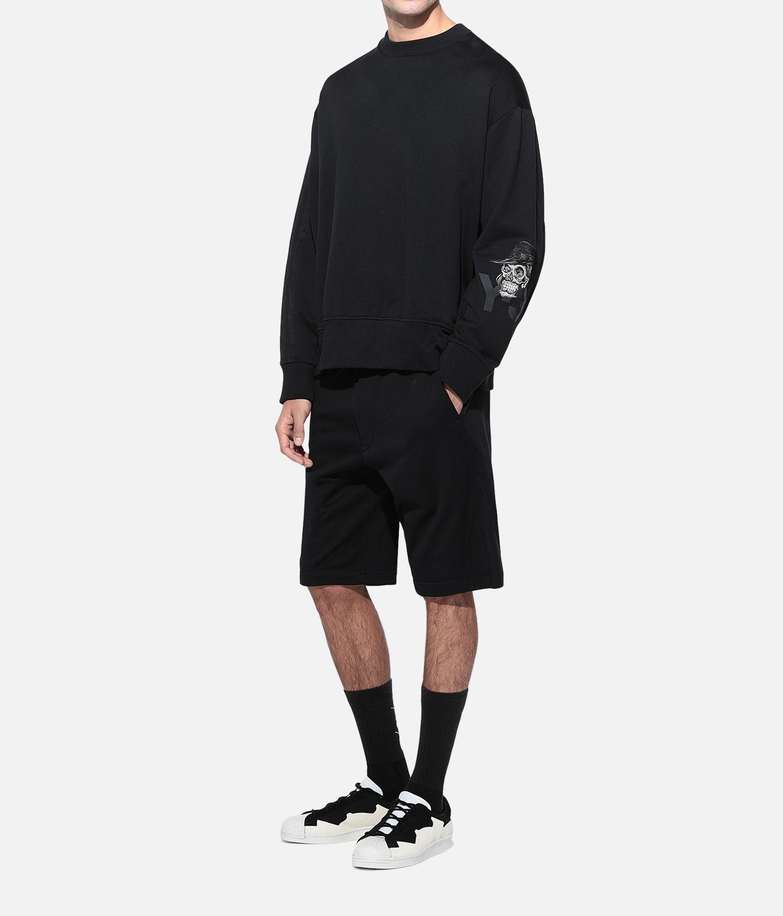 Y-3 Y-3 Yohji Skull Sweater Sweatshirt Man a