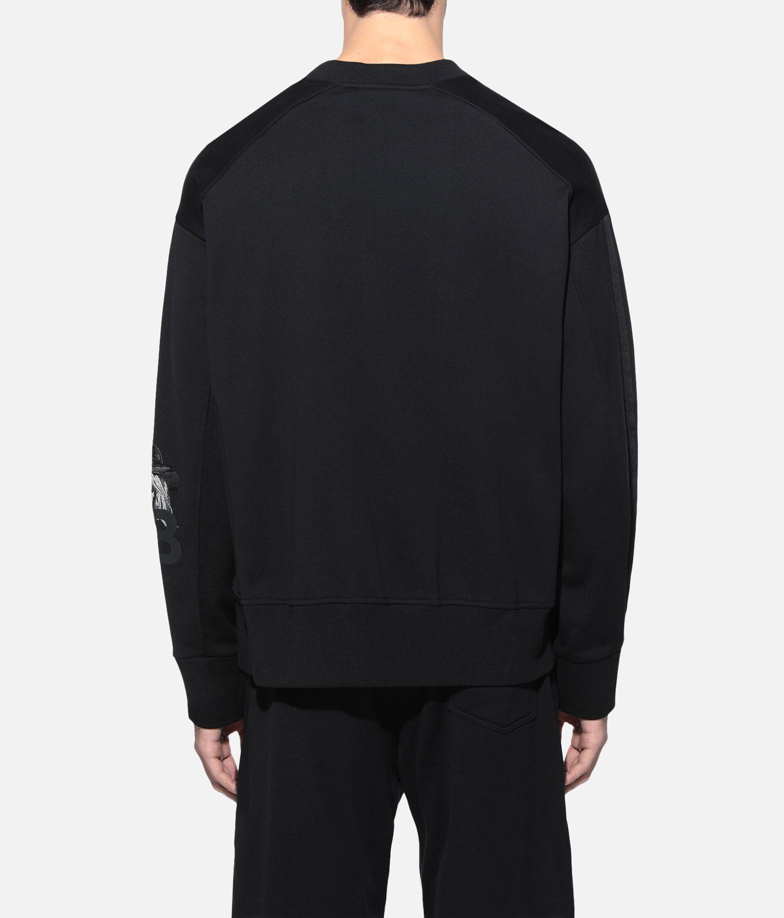 Y-3 Y-3 Yohji Skull Sweater Sweatshirt Man d