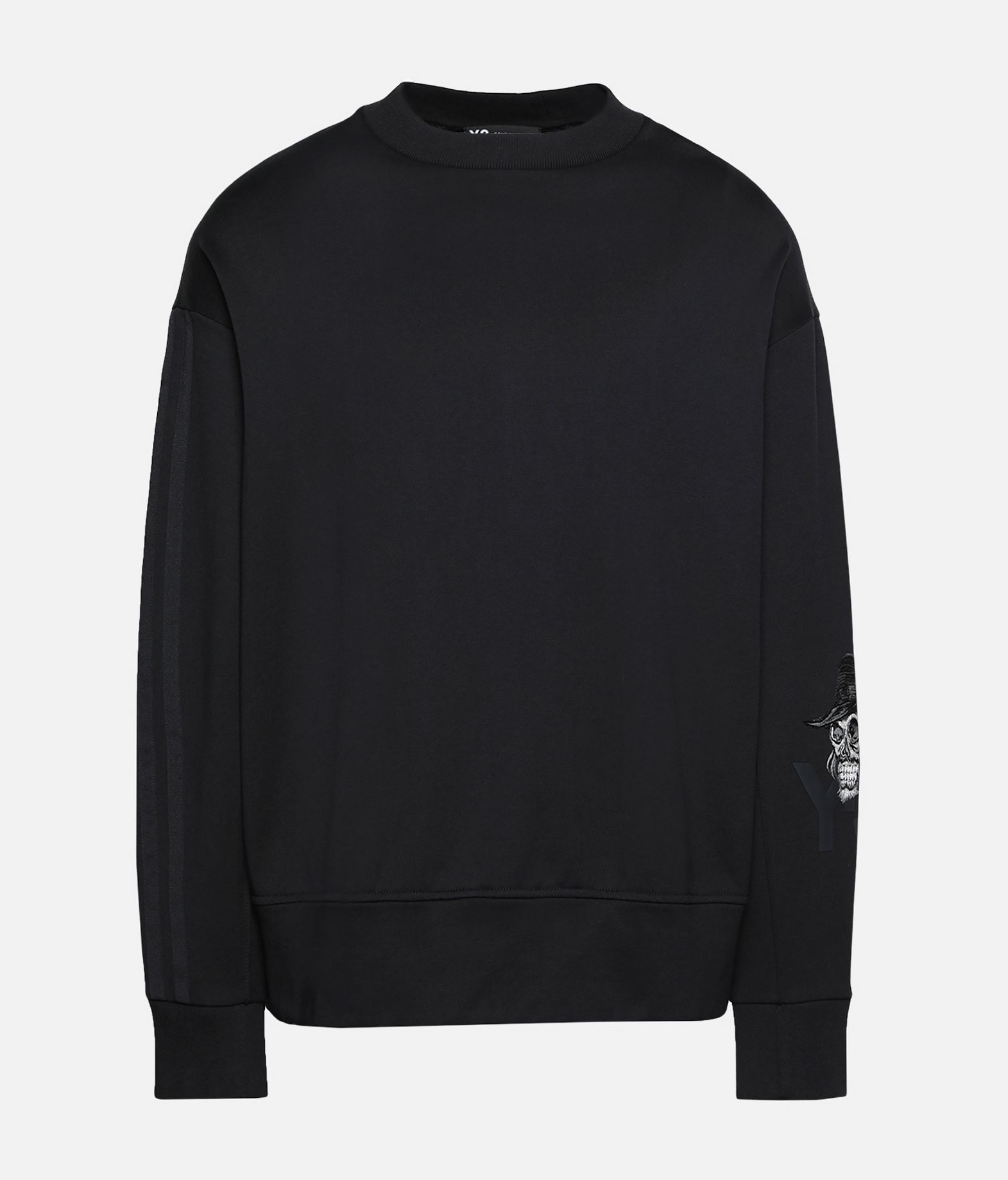 Y-3 Y-3 Yohji Skull Sweater Sweatshirt Man f
