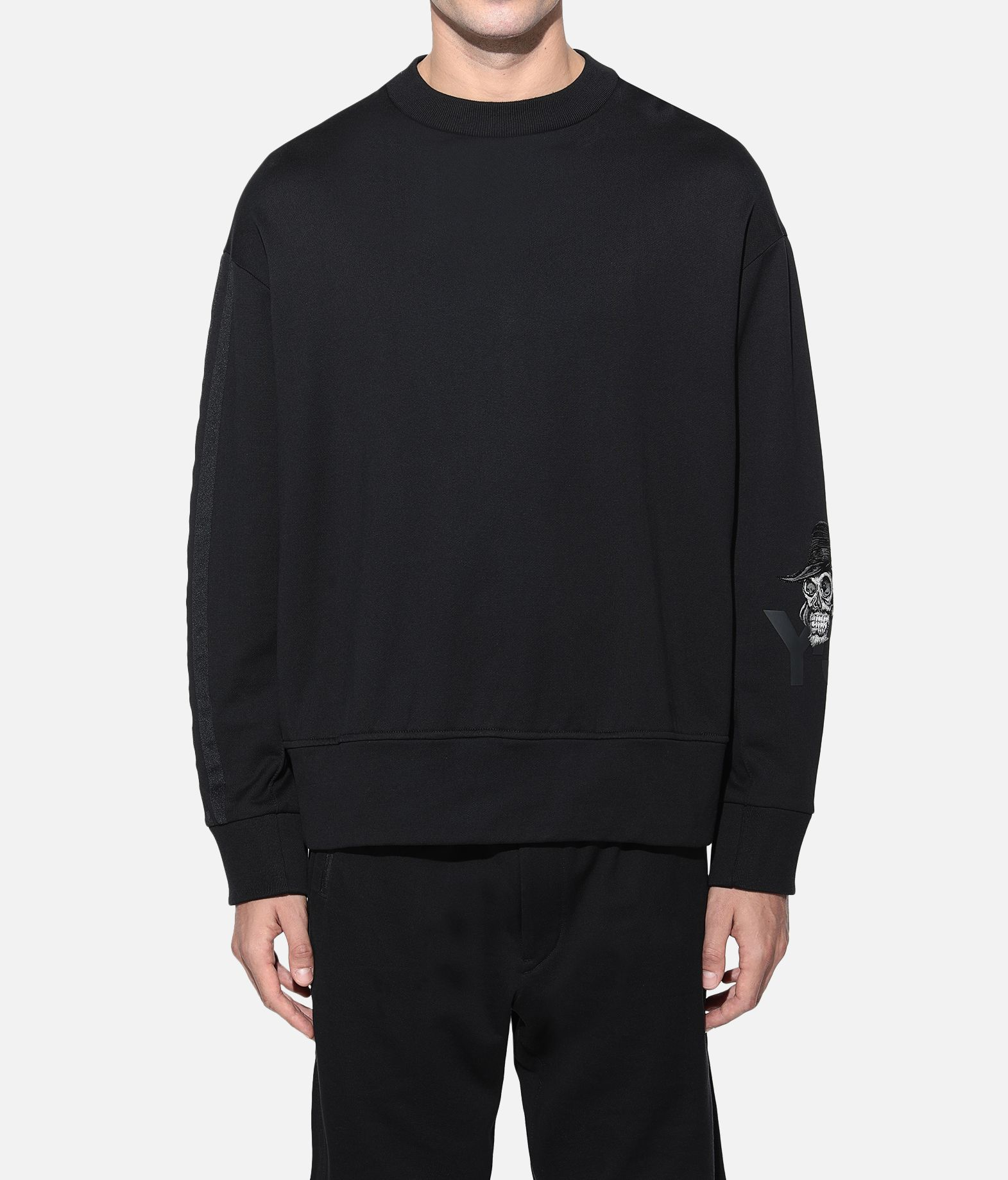 Y-3 Y-3 Yohji Skull Sweater Sweatshirt Man r