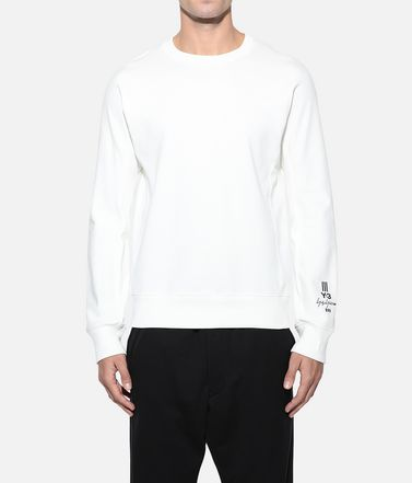 Y-3 Felpa Uomo Y-3 Classic Sweater r