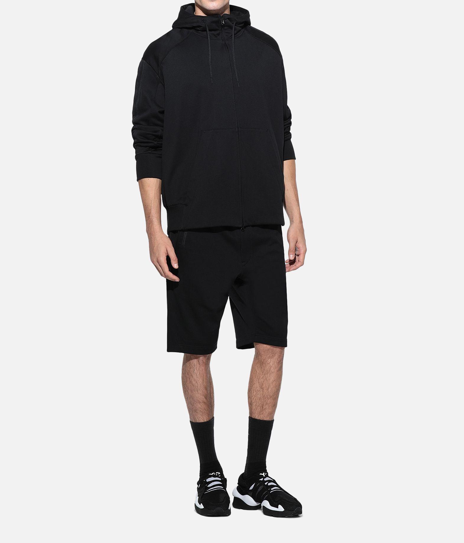 Y-3 Y-3 Yohji Skull Hoodie Hooded sweatshirt Man a