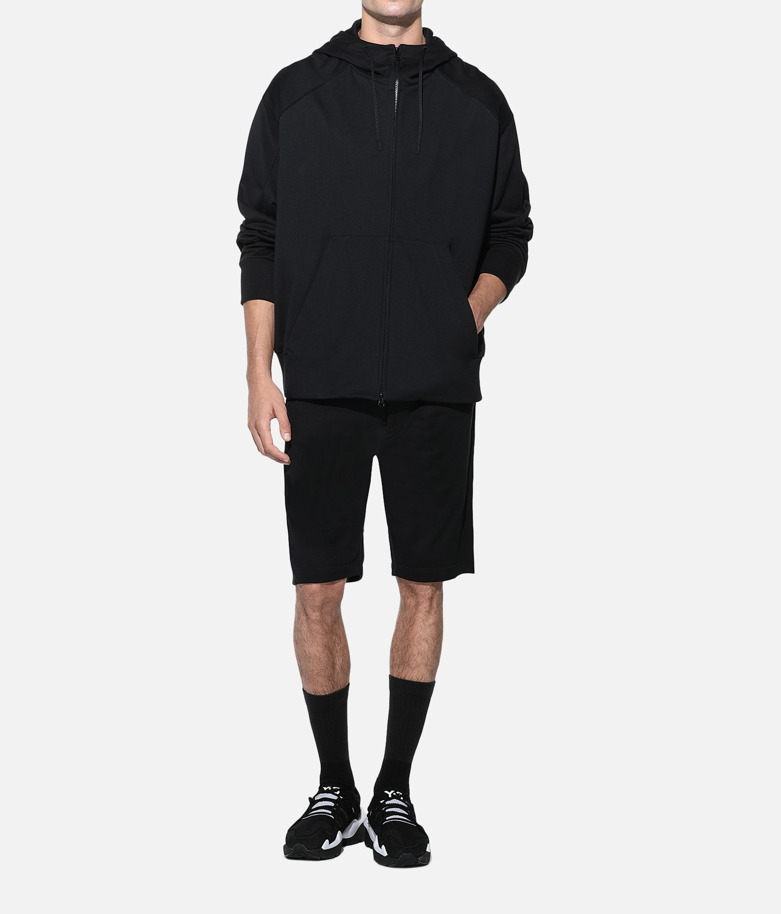 Y-3 Y-3 Signature Graphic Hoodie Hooded sweatshirt Man a