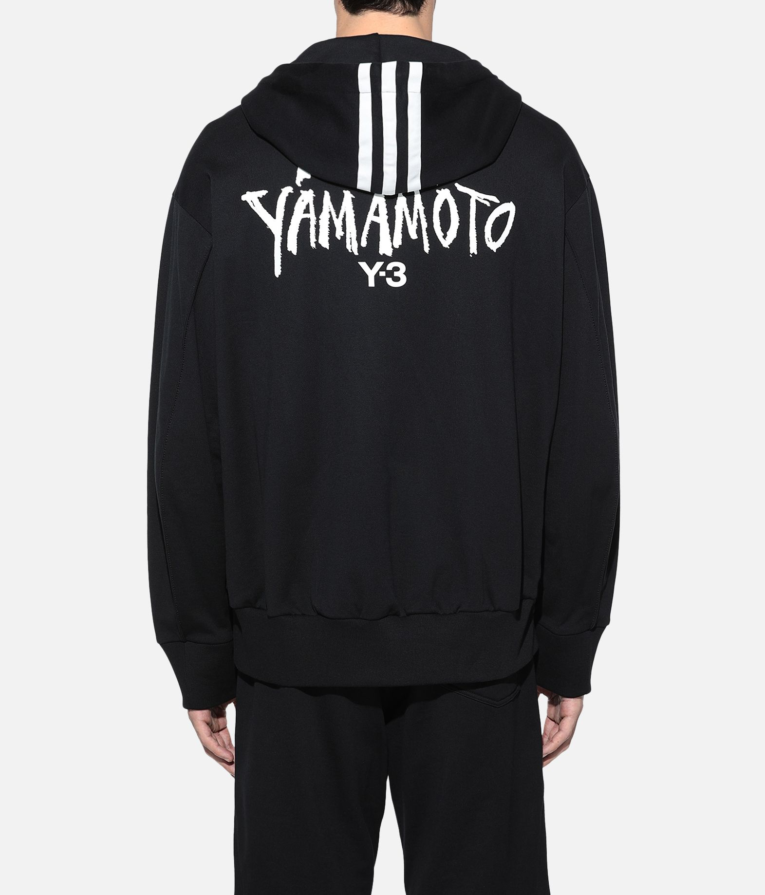 Y-3 Y-3 Signature Graphic Hoodie Hooded sweatshirt Man d