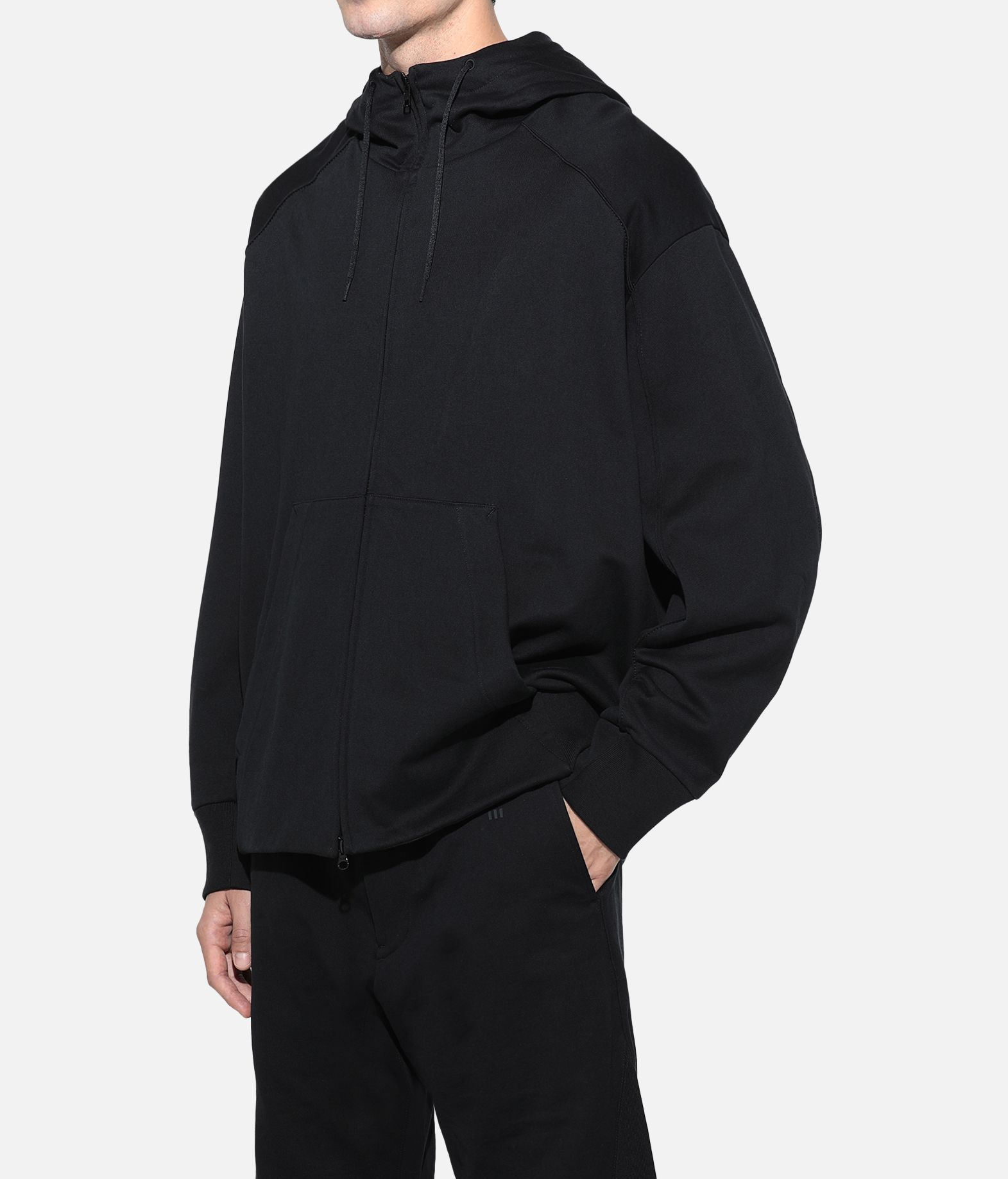 Y-3 Y-3 Signature Graphic Hoodie Hooded sweatshirt Man e