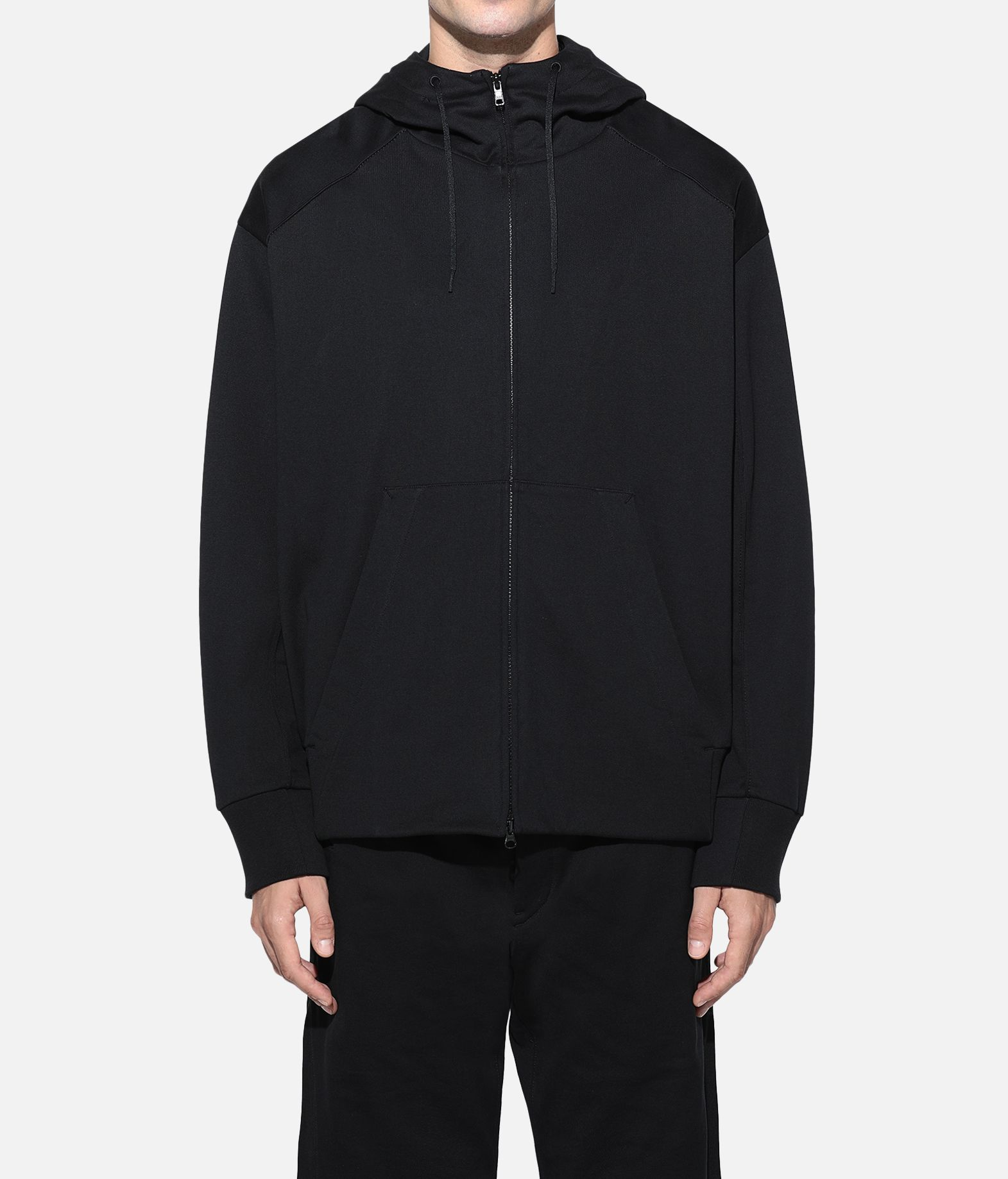 Y-3 Y-3 Signature Graphic Hoodie Hooded sweatshirt Man r